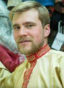 мужская русская рубашка