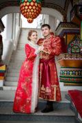 свадьба а-ля рус
