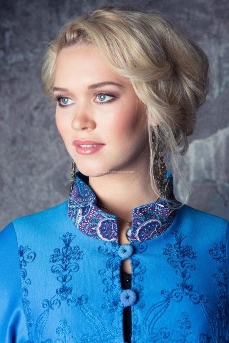 славянский стиль в одежде