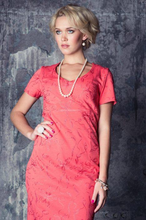платье классическое в русском стиле