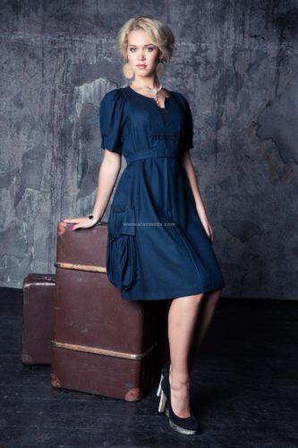 платье а-ля рус