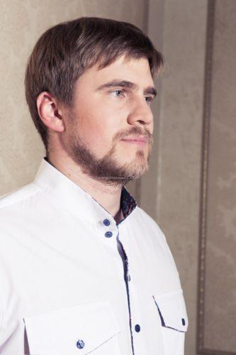 русская рубашка мужская