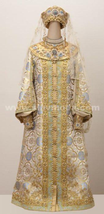 Боярский костюм Дом русской одежды