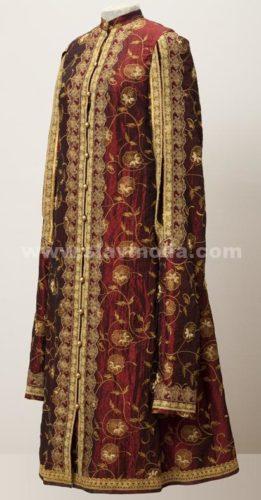 Верхнее плате женское боярское Дом русской одежды