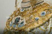 оплечье дом русской одежды валентины аверьяновой
