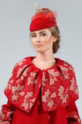 шляпка в русском стиле