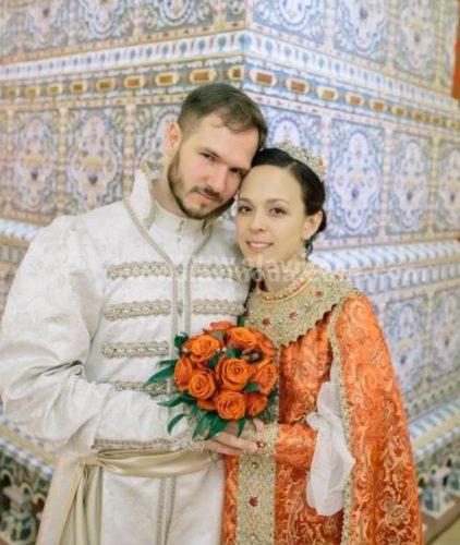 Оригинальные свадьбы