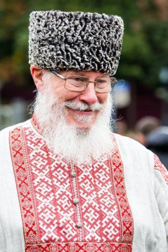 Мужская рубашка С русскими символами