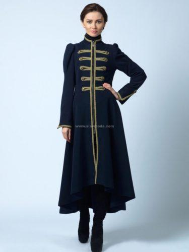 Пальто СТРЕЛЕЦКОЕ в русском стиле