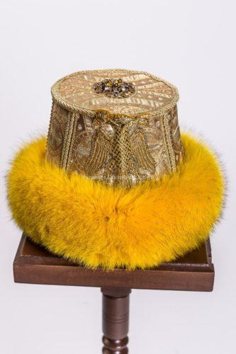русская шапка мужская