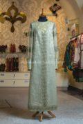 Русское боярское платье