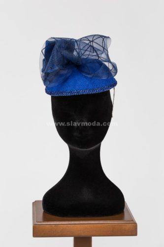 Шляпка от Валентины Аверьяновой